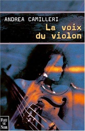 La Voix du violon par Andréa Camilleri