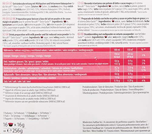 Café Royal Chocolate, 64 kompatible Kapseln für Nescafé Dolce Gusto, 4er Pack (4 x 16 Kapseln) - 6