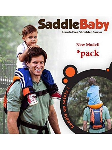 Porte B B Saddlebaby Attache Cheville Pack Avec Sac Dos