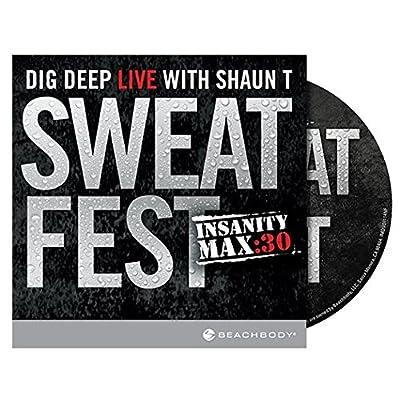 INSANITY MAX:30TM Sweat Fest Workout by Beachbody