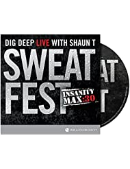 Insanity Max:30 Sweat Fest Workout (in Englischer sprache)