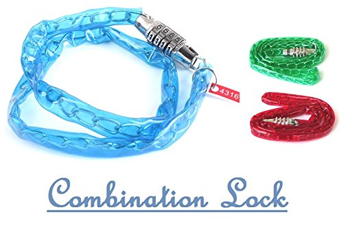 bicycle-4-digit-combination-lock-spiral-steel-chain-cable-lock-assorted-colours