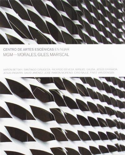 Performing Arts Centre, Villa Nijar, Almeria: Jos Morales, Sara de Giles and Juan Gonzlez Mariscal by Jos Morales|Ed Lampreave|Sara de Giles (2010-09-01)