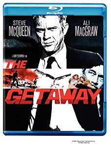 The Getaway [Blu-ray] [1972] [US Import]