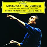 """Tchaikovsky: Ouverture Solenelle Op.49 """"1812""""; Fantasy Overture """"The Tempest""""; Marche Slave, Op. 31; Fantasy Overture """"Romeo And Juliet"""""""