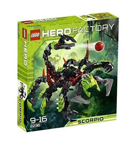 Lego Scorpio 3.0, Lime Green