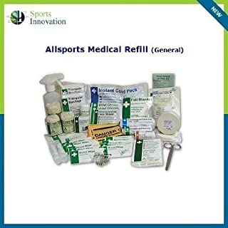 Allsport Medical First Aid Kit - REFILL