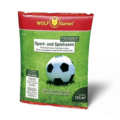 WOLFGarten Sport SpielRasen LG