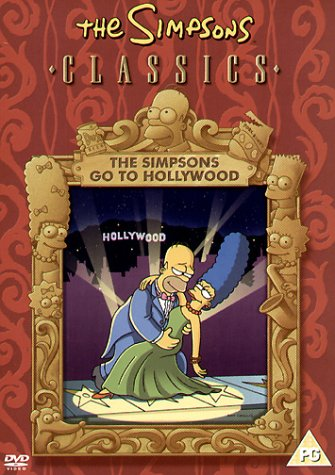 Classics - The Simpsons Go To Hollywood