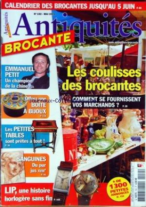 ANTIQUITES BROCANTE [No 152] du 01/05/2011