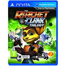 Ratchet and Clank Trilogy (Playstation Vita)