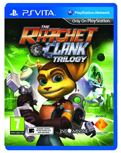 Ratchet and Clank Trilogy (Playstation Vita) [UK IMPORT]
