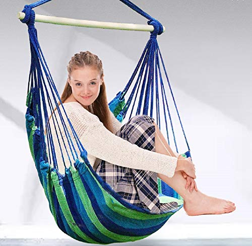 Colgando silla dormitorio dormitorio colegio perezoso reclinable niño mecedora hamaca al aire...