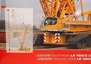 Herpa 076722-Montar Derrick para LIEBHERR grúa de Oruga LR 1600/2
