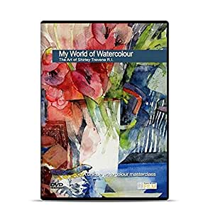 My World of Watercolour DVD - The Art of Shirley Trevena R.I.