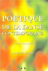 Poétique de la danse contemportaine
