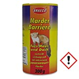 Braeco Marder barriera 300g Difesa fragranza Marten Difesa repellenti Marderschutz