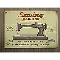 Funda Protectora Carcasa para Ipad Air Pared Garaje Máquina de coser