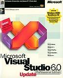 Microsoft Visual Studio Pro 6 CD / von div. MS-Programmiersprachen