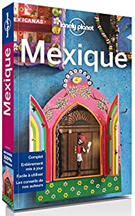 Mexique 2017 par Lonely Planet