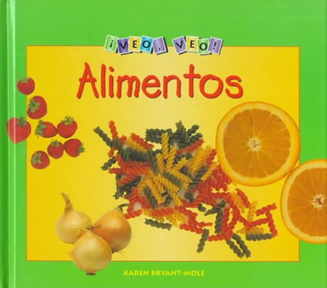 Alimentos (Picture This, Technology Spanish)