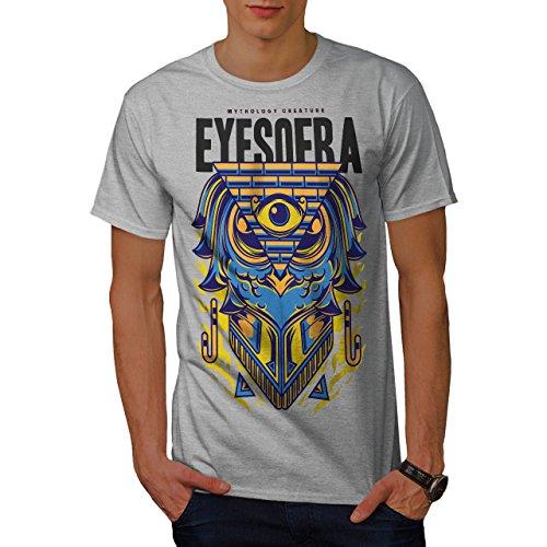 wellcoda Augen Von RA Gott Mode Männer T-Shirt, Kunst Grafikdesign gedruckt Tee -