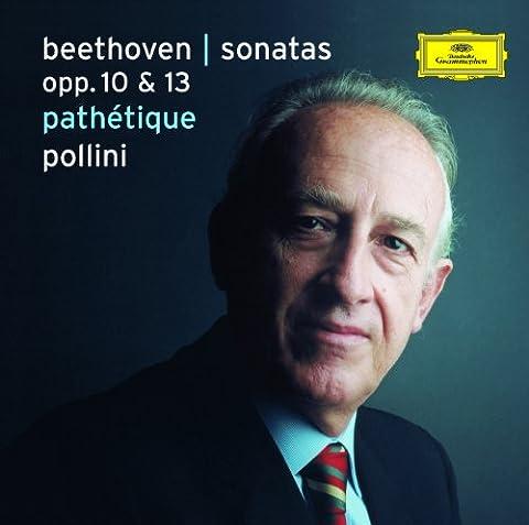 Beethoven: Piano Sonatas Nos. 5-7, Op. 10 Nos. 1-3 &