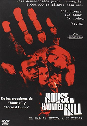 House On Haunted Hill *** Europe Zone ***