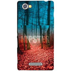 Sony Xperia M Back Cover - Fabulous Designer Cases