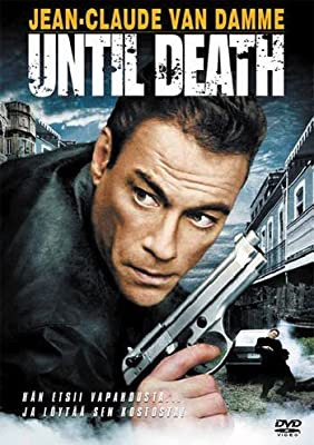 Until Death (REGION 2 DVD) **Scandinavian Import** UK COMPATIBLE WITH ENGLISH SOUND **NEW & SEALED** by Jean-Claude Van Damme
