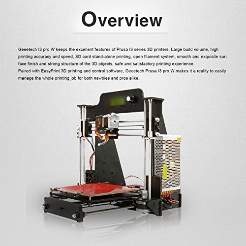 GEEETech – Prusa i3 pro W - 6
