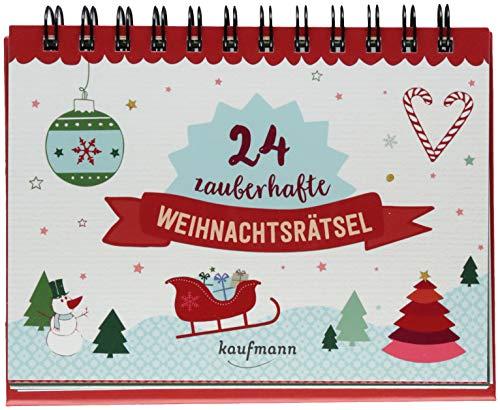 24 zauberhafte Weihnachtsrätsel