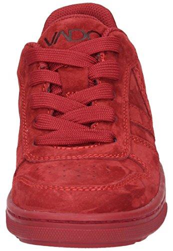 VADO Jungen Halbschuhe rot, 550099-4 Rouge