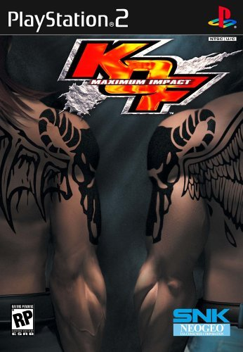 King Of Fighters Maximum Impact (PS2) by IGNITION