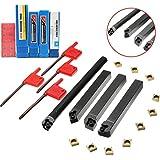 4pcs sclcr / l scmcn 12mm torno barra taladradora soporte