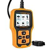 OBD2 Scanner Auptohix OM126 EOBD OBDII Car Diagnostic Scan Tool Fault Code Reader Reset for Engine Management Warning Light