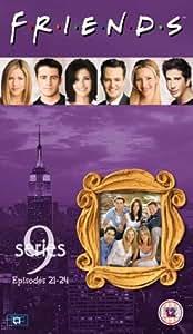 Friends: Series 9 - Episodes 21-24 [VHS] [1995]