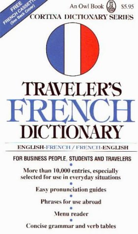 Traveler's French Dictionary: English-French/French-English