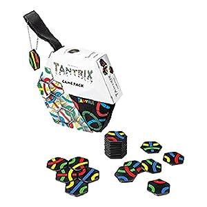 Quecke Tantrix 53001 Bolsillo rompecabezas, Para 1-4 jugadores, Con bolsa resistente con cremallera