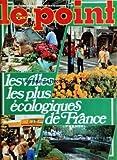 Telecharger Livres POINT LE No 264 du 10 10 1977 LES VILLES LES PLUS ECOLOGIQUES DE FRANCE SONDAGE IFOP LE POINT CARTER UN AIR DE KISSINGER IMMIGRES BABEL A BELLEVILE P DESGRAUPES AVEC DE ROUGEMONT (PDF,EPUB,MOBI) gratuits en Francaise