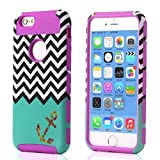 Best I Phone 6 Case Anchor - iPhone 6 Plus Case,BAISRKE Stripe Anchor Pattern Colorful Review