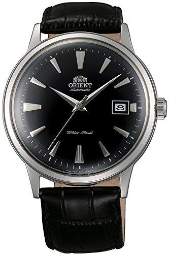 Orient Reloj Analógico para Unisex Adultos de Automático con Correa en Cuero FAC00004B0