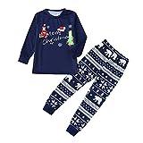 pitashe Weihnachtself Kostüm Set, Unisex Erwachsene Kinder Baby Weihnachten Outfits Elfen Kostüm für Karneval Halloween Party Weihnachtspyjama/Familien-Pyjama mit Streifen