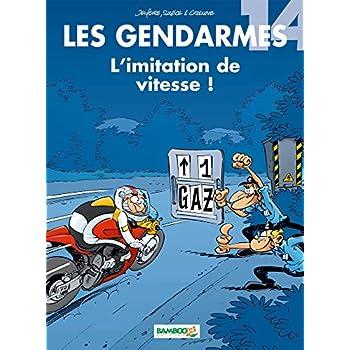 Les Gendarmes - tome 14 - L'imitation de vitesse !
