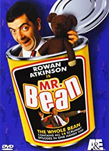Mr. Bean - The Whole Bean (Complete Set) - 3 DVD [Import USA Zone 1]