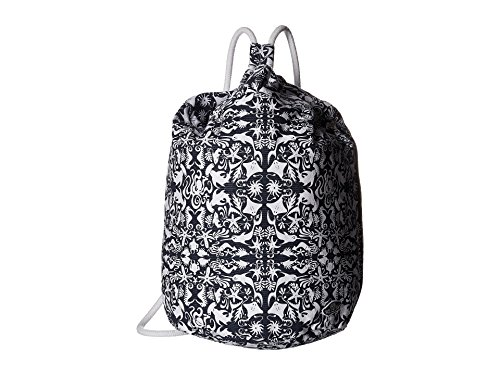 Vans - Sea You Later Cinch, Mochila Mujer, Multicolor (tk Sea Life/original Navy/true White), Talla Unica