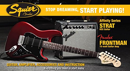 squier-affinity-hss-stratocaster-guitar-pack-includes-frontman-15g-amplifier-candy-apple-red