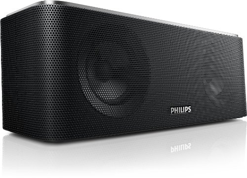 Philips SB365/37 Wireless Bluetooth Portable Speaker (Black)