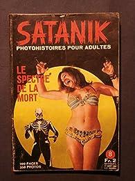 Satanik n° 8 : Les spectre de la mort par Pietro Granelli