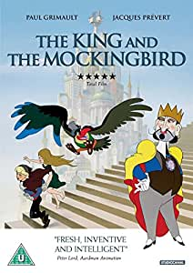 The King And The Mockingbird [DVD]